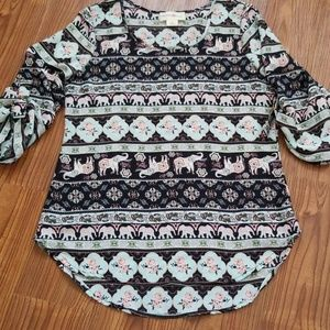 Womens blouse size S